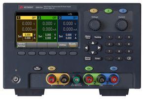 e络盟现可供应 Keysight E36300 系列三路输出电源