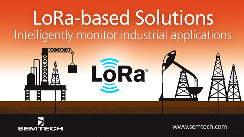 研華科技(Advantech)利用Semtech的LoRa技術提供創新物聯網解決方案