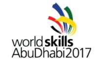 阿布扎比2017年世界技能大赛正式开赛,福禄克工具在11个测试类别中精彩亮相