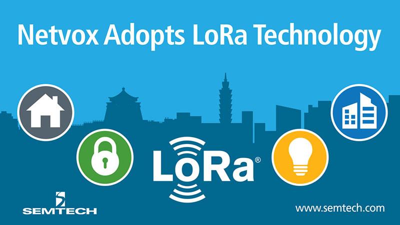 奈伯思(Netvox)发布八款带有Semtech LoRa技术的智能楼宇传感器