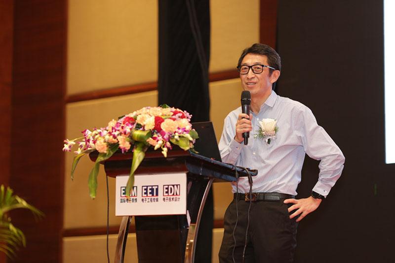 除了提供全面免费服务,世强总裁肖庆在全球分销与供应链领袖峰会还讲了些什么?