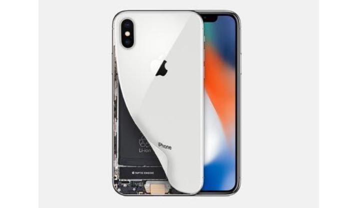 iPhone X全球首拆:PCB电路主板密度大设计巧妙,仅8plus一半!首次采用双电池!
