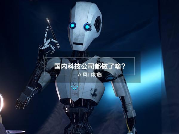 2017中國·光谷國際人工智能產業峰會