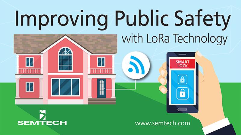 MI Products借助Semtech的LoRa技术来改善公共安全