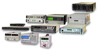 AMETEK程控电源部门发布FlexSys™自动化测试系统