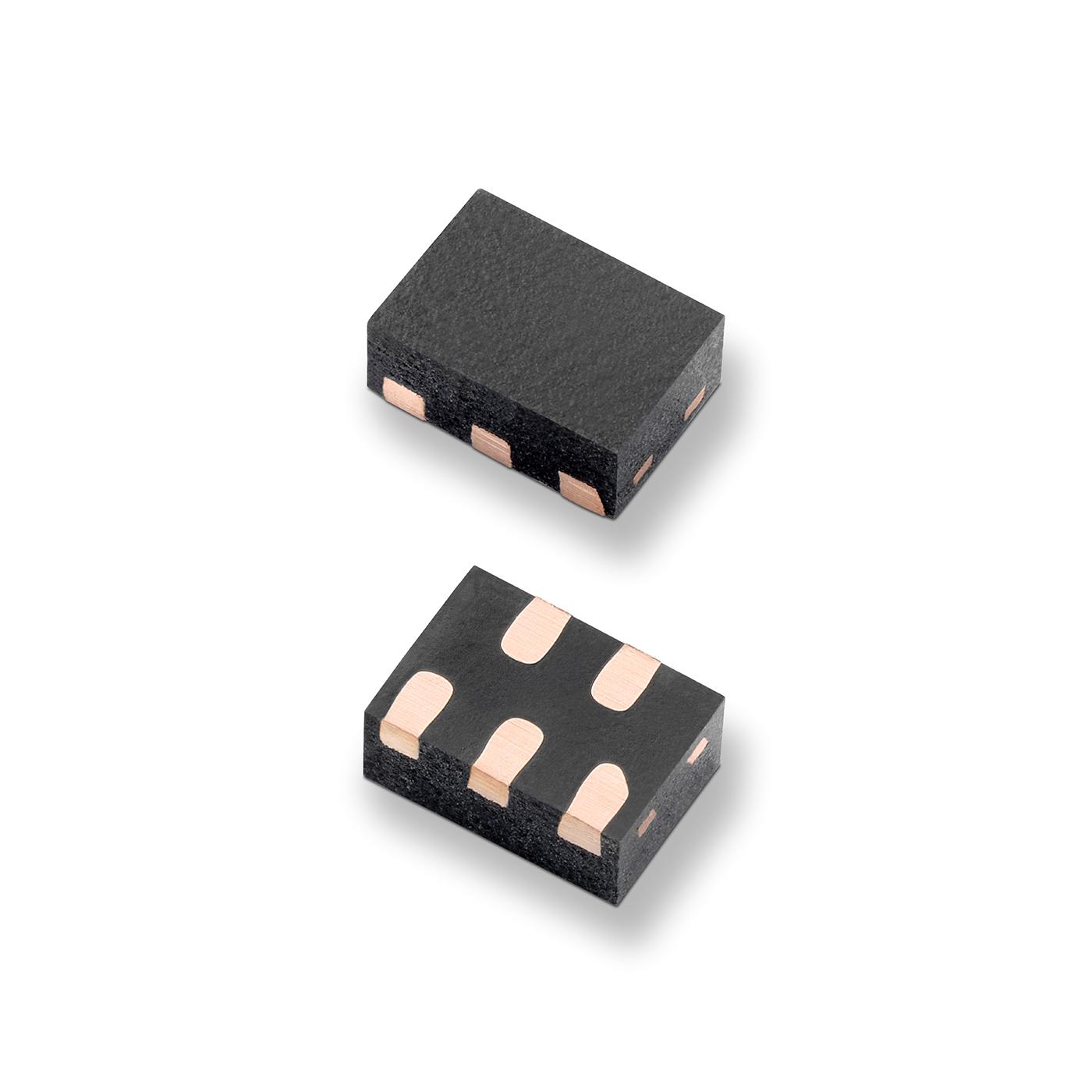 Littelfuse低电容瞬态抑制二极管阵列的尺寸仅为典型四线路阵列的1/3