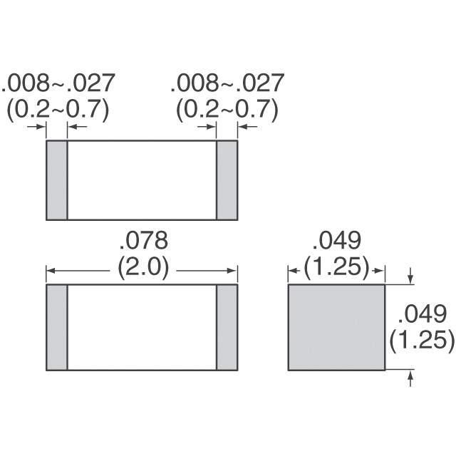 GRM21BR61C106KE15L