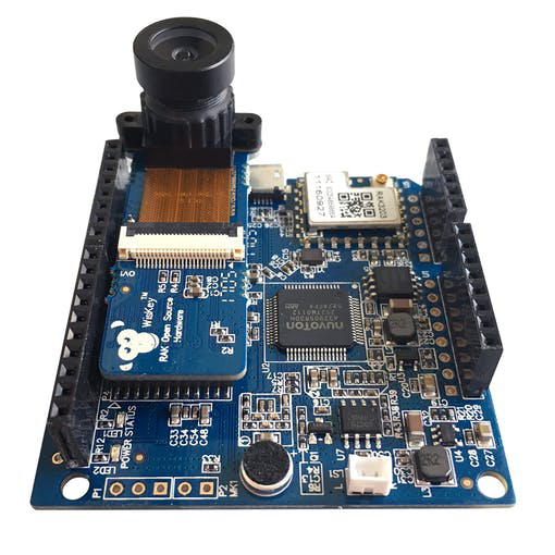 WisCAM:一个基于Linux的IP Camera的快速上手