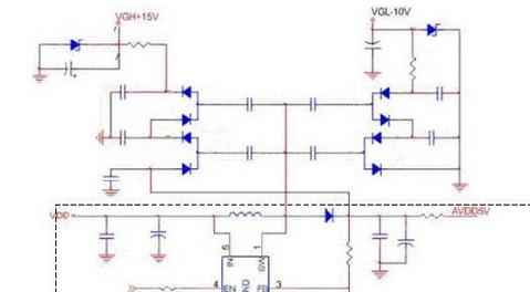 负电压输出电路在电源设计中的巧妙运用案例