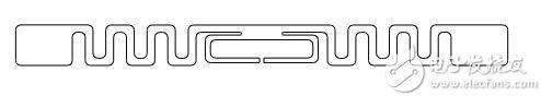 RFID标签天线的设计与测量