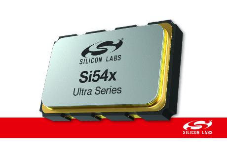 Silicon Labs发布满足高速收发器需求的新一代高性能振荡器 提供卓越的抖动性能和频率灵活性