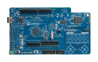 e络盟推出 Cypress PSoC 6 BLE ?#30830;?#22871;件:开发提供高性能、低功耗且可实现最大安全性的下一代物联网设计