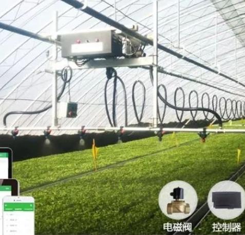 物联网技术实现农作物种植的解决方案