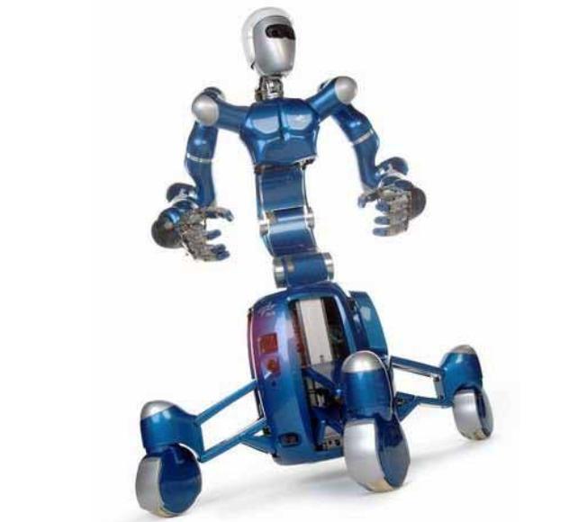 能探测险情巡视的智能移动机器人方案