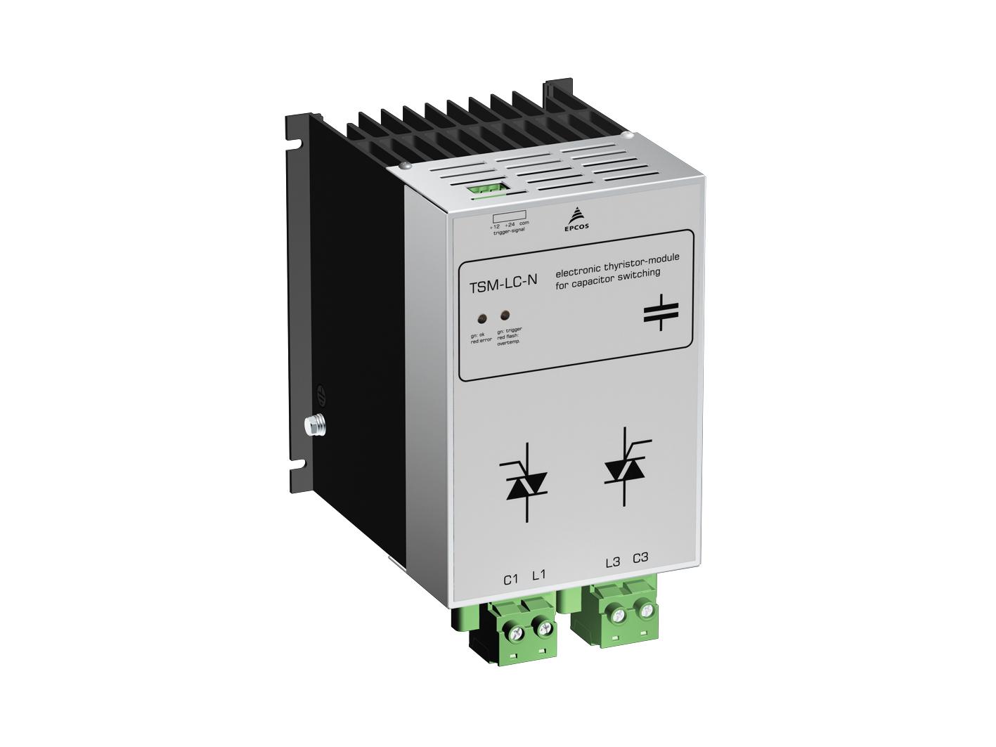 功率因数校正 宽工作电压范围的可控硅整流器模块