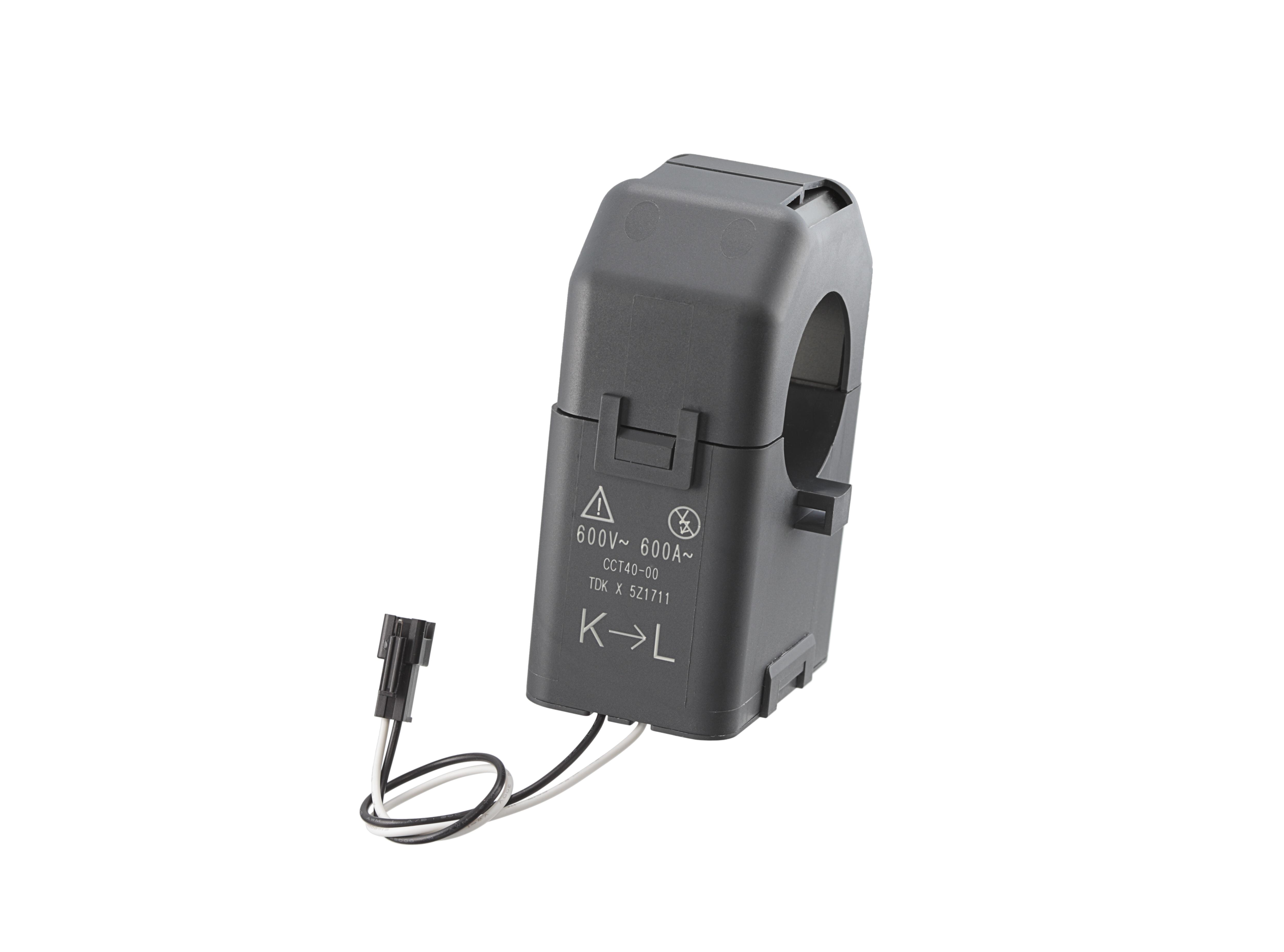 电流传感器 钳式交流电流传感器扩大 600A 产...