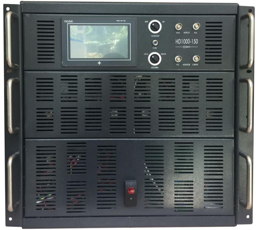 大功率宽带水声功率放大器介绍