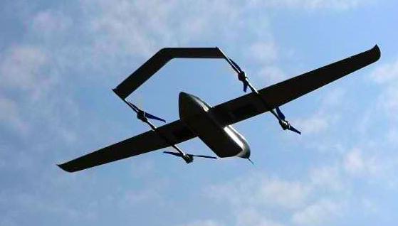 全球首架氢燃料电池倾转旋翼无人机成功首飞
