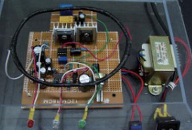 看看这个电子开发者设计的智能无线充电器,太实用了