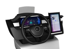 伟世通将自动驾驶驶入CES , 实现自动驾驶及数字化座舱的全新跨越
