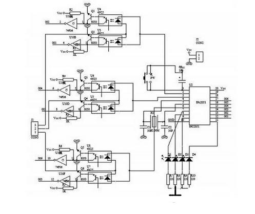 一款实用的三极管自动判断管脚电路设计方案