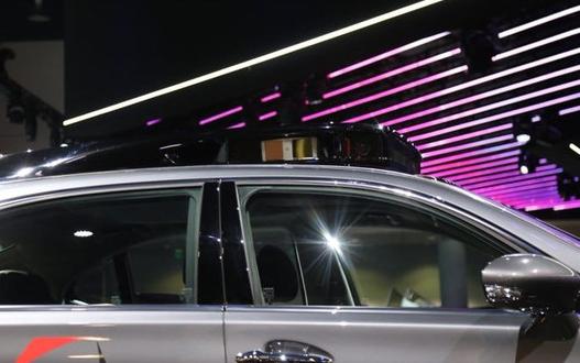 雷克萨斯自动驾驶技术亮相2018CES展