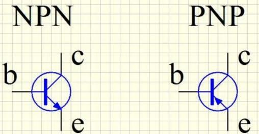 如何区分NPN和PNP电路,两者又有什么联系?