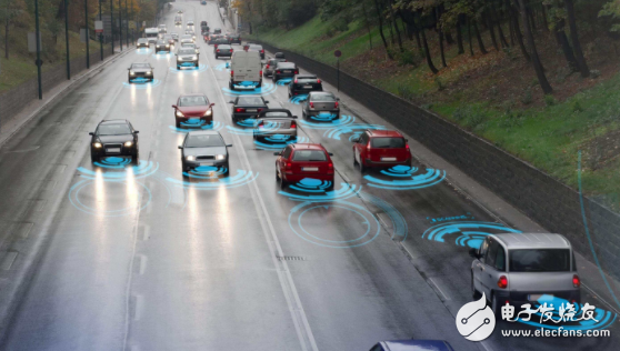 Qorvo推出新型支持C-V2X的GaAs HBT PA,助力高通蜂窝车联网通信技术的发展