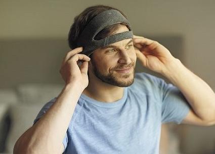 飞利浦在CES发布白噪声头带,可以提升睡眠质量