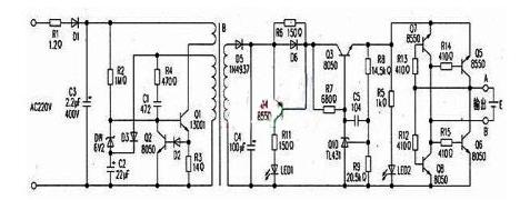 锂电池万能充电器设计的一些技巧