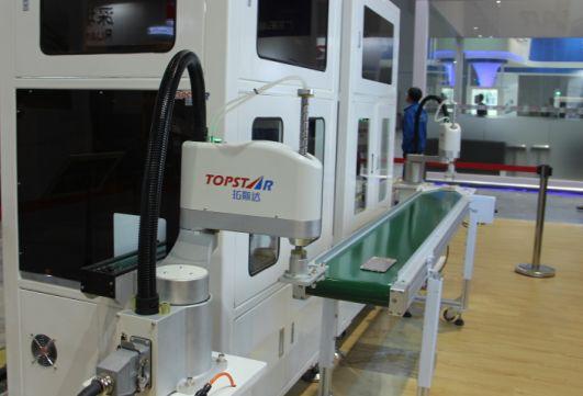 在智能制造产业下,工业机器人将从自动化设备向智能化机器人升级