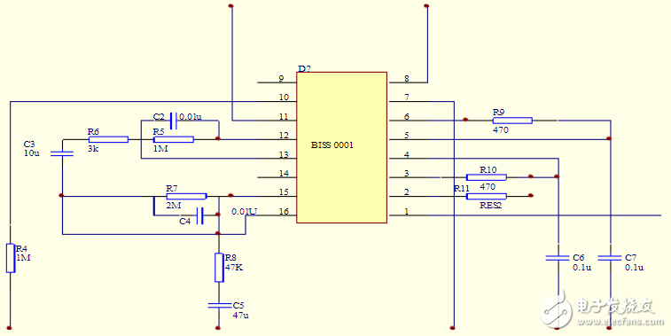 伺服式稳压电源电路图_交流伺服式稳压器原理与分析