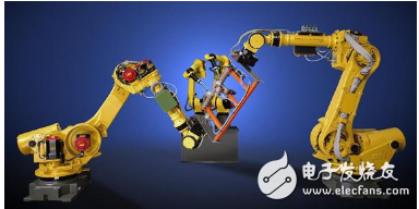 基于我国的工业机器人现状与发展趋势分析