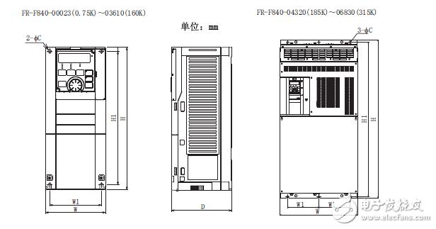 三菱FR F800系列变频器使用手册与教程案例(中文详细篇免费下载)