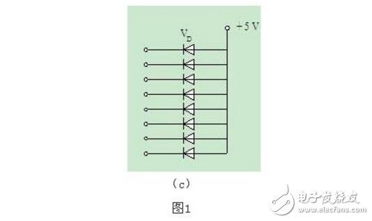 数码管怎么测量_如何使用万用表判断数码管的好坏