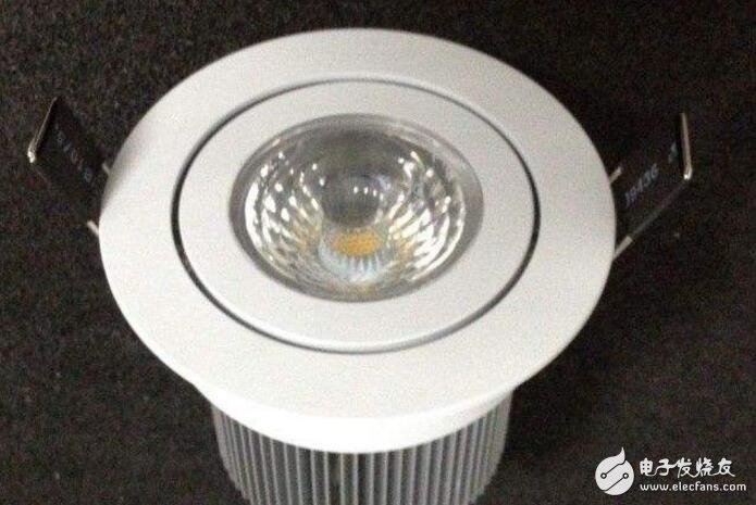 什么是cob灯具_cob灯具有什么优势