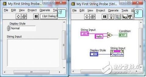 LabVIEW程序的调试方式 - statemice - Change