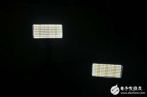 自制小型led补光灯步骤