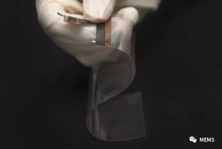 柔记的诞生,实现了柔宇科技在柔性传感器方面的全新...
