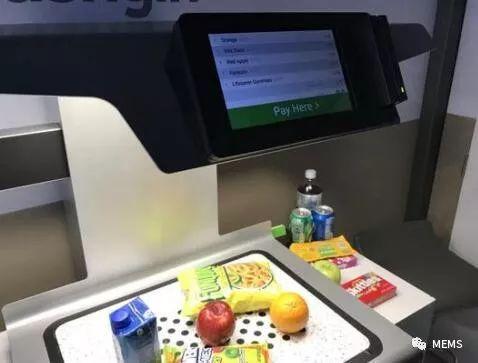 奥比中光CES大秀3D传感黑科技以及自动计费系统