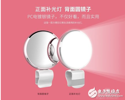手机led补光灯如何使用_智能手机拍照LED补光灯评测