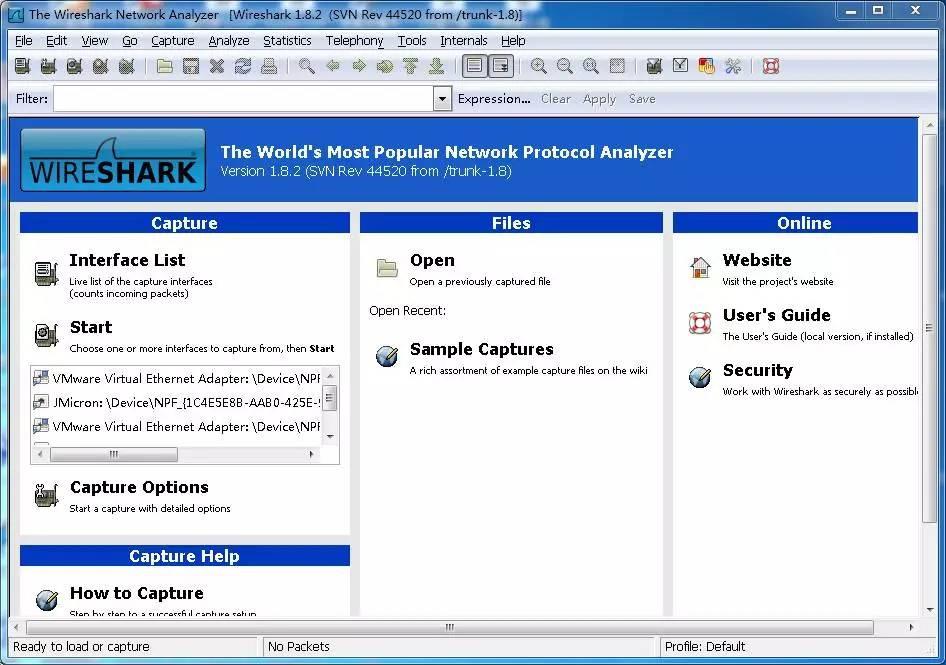 介绍一个好用的抓包工具 Wireshark, 用...