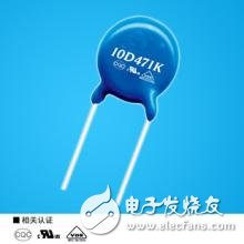 压敏电阻有什么作用?压敏电阻14d391k作用分析