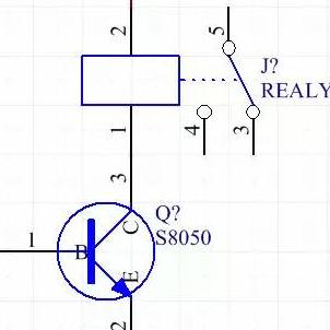 直接驱动继电器和电磁阀电路设计及原理分析