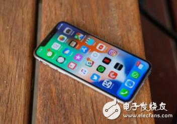 """苹果惊现iPhone X第二代 """"刘海""""将会剪短"""
