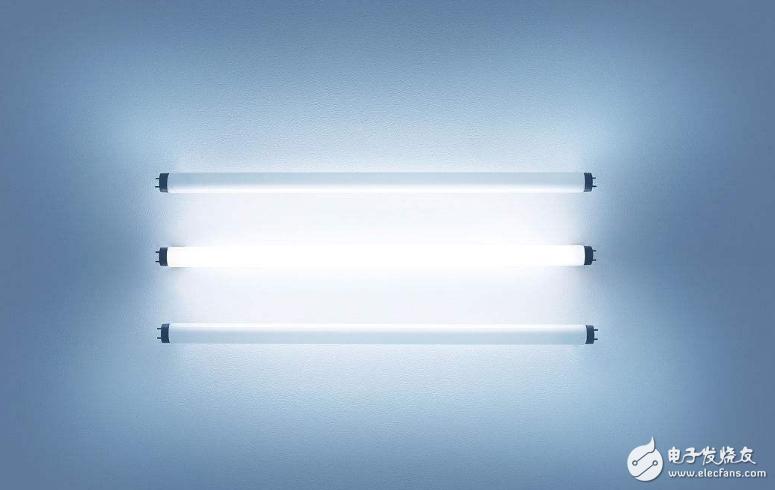 荧光灯的工作原理