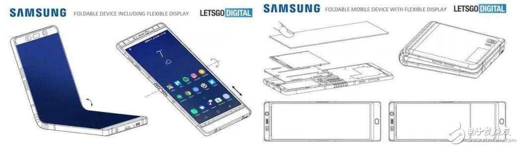 CES 2018三星亮相可折叠屏手机 网友却不买...