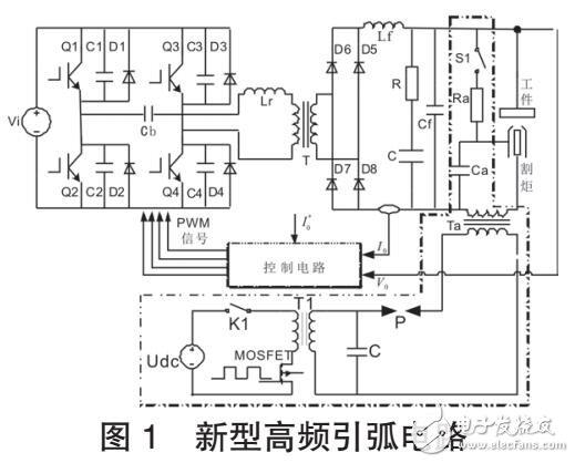基于数字化控制的高频引弧电路设计