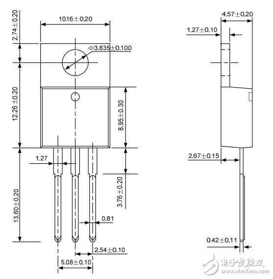 ams1117封装尺寸图_ams1117引脚图及功能 - 全文