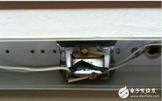 启辉器怎么换_启辉器的修复步骤